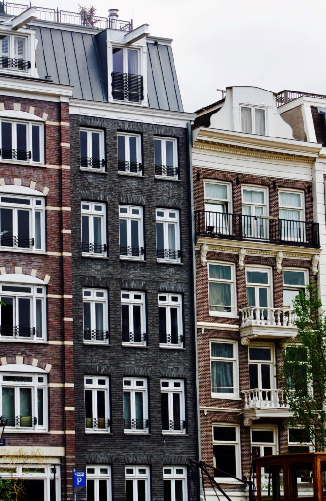 Architecture in Amsterdam