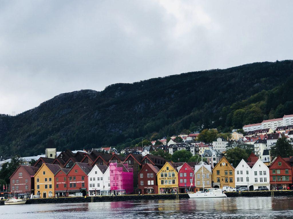 Unesco World Heritage -Bryggen