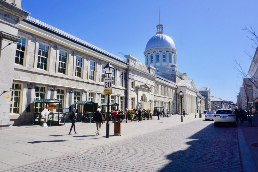 Le Bonsecours Market