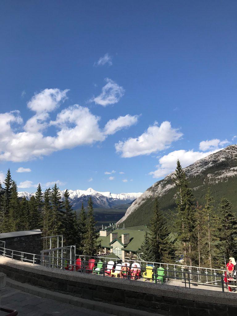 Banff Hot Spring