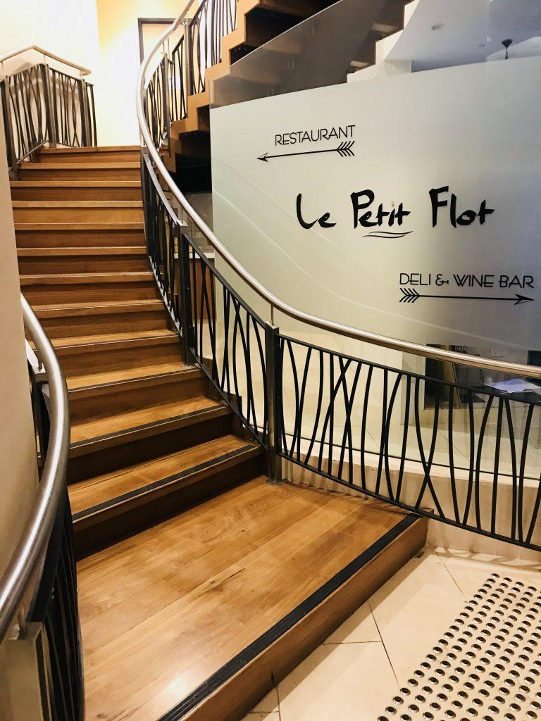 Hotel's Restaurant Le Petit Flot