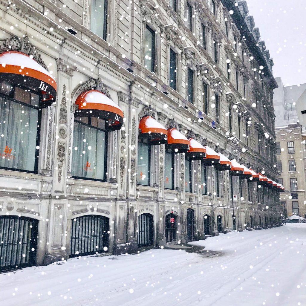 Same Hotel, side street