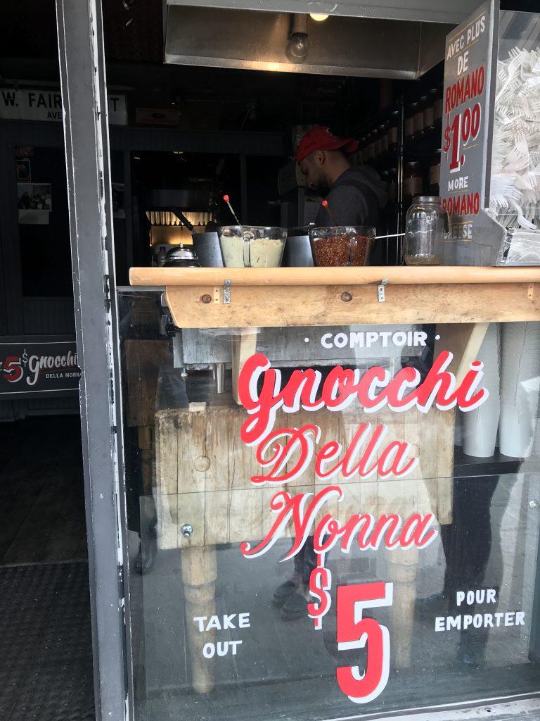 Pasta Della Nonna - a 22 year old Mile End family business
