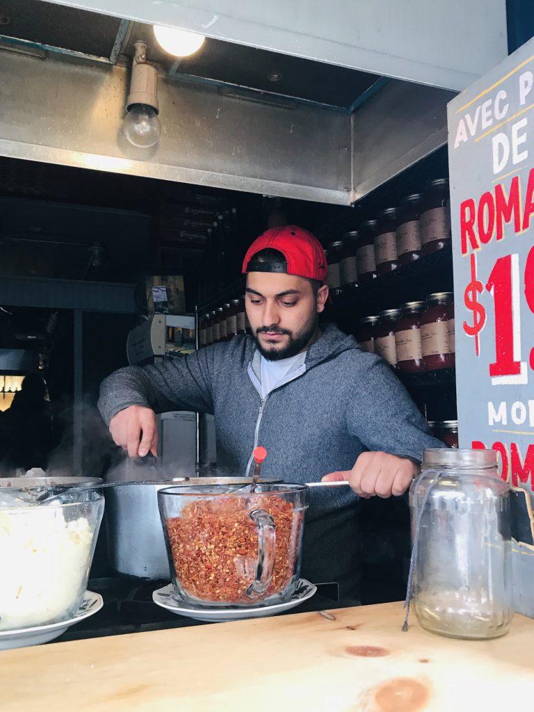 Pasta Della Nonna -Montreal Secret Food Tour