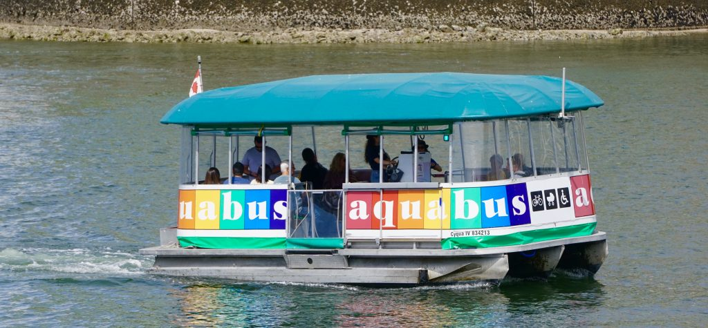 Granville Water Taxis