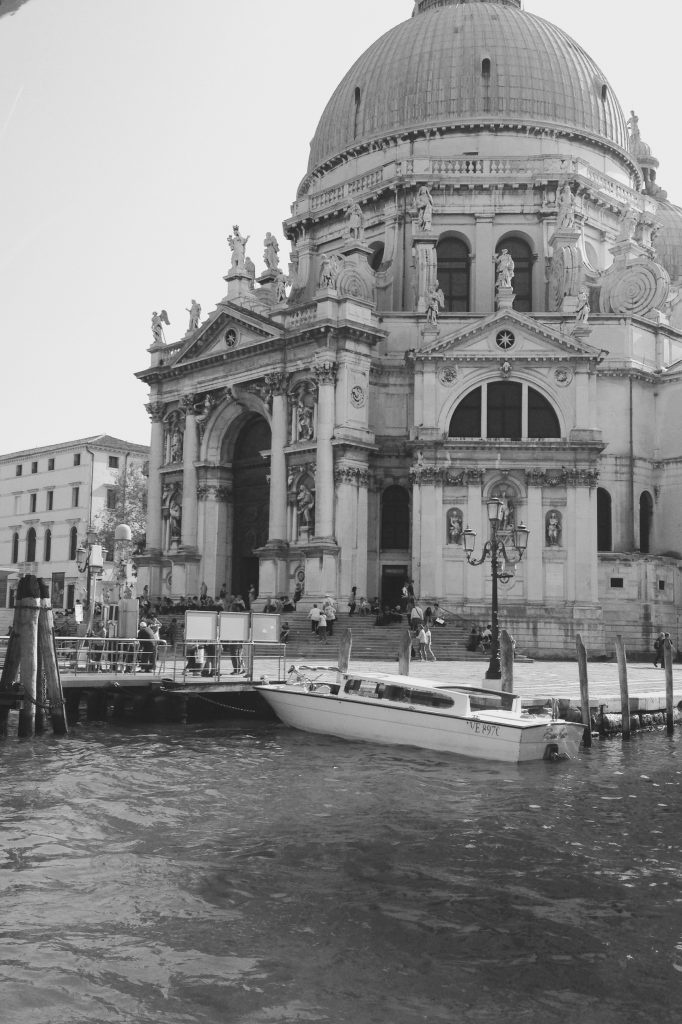 Black and White Venice 2015