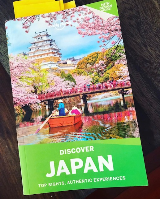 My Holy Bible - Japan Travel by Lonely Planet