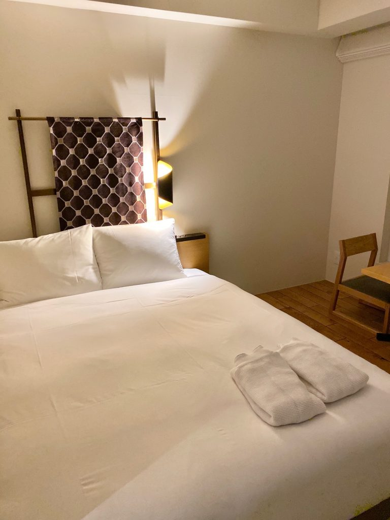 Comfort and Quietness in  Japanese Style Rooms