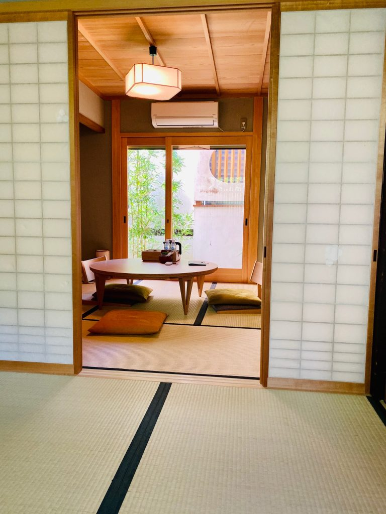 Clean & Aesthetic Village Kiramachi ryokan-authentic-japanese-experience