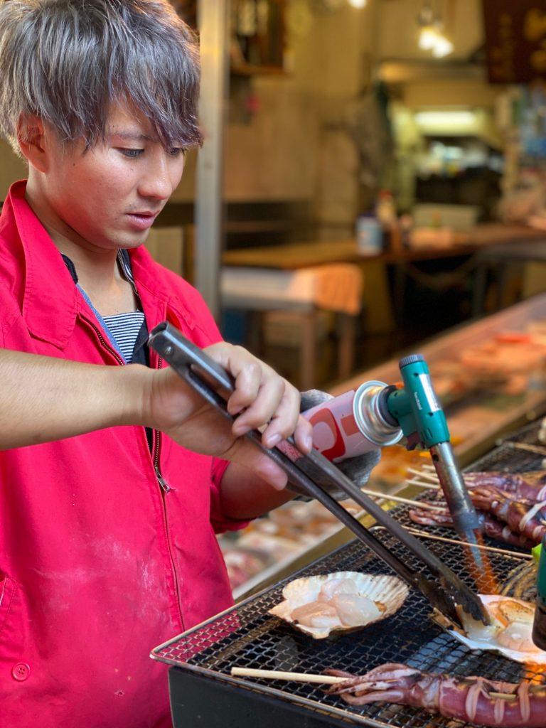 Tsukiji Fish Market- Visit Tokyo