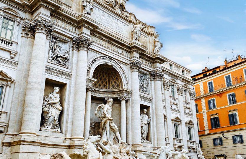 scams in rome